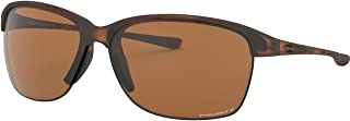Oakley Women's OO9191 Unstoppable Rectangular Sunglasses