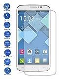 Todotumovil Protector de Pantalla Alcatel One Touch Pop 3 5.5 de Cristal Templado Vidrio 9H para movil