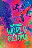 CHUTD Rompecabezas de 1000 Piezas Rompecabezas de Piso The Walking Dead TV Show Beyond The World Adultos niños Art interesantes Amigo Familiar