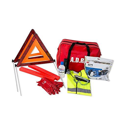 ADR veiligheidskit voor HGV, LGV en Vans met Respirator - 30ltr tas