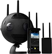 Insta360 Pro 2 Professionele 8K 3D-Camera met 6 f / 2.4 HD Enkele Lenzen, 360° Video-Opname tot 8K, RAW, HDR, Wi-Fi-verbin...