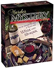 Ruksikhao Murder Mystery Party - A Taste for Wine and Murder
