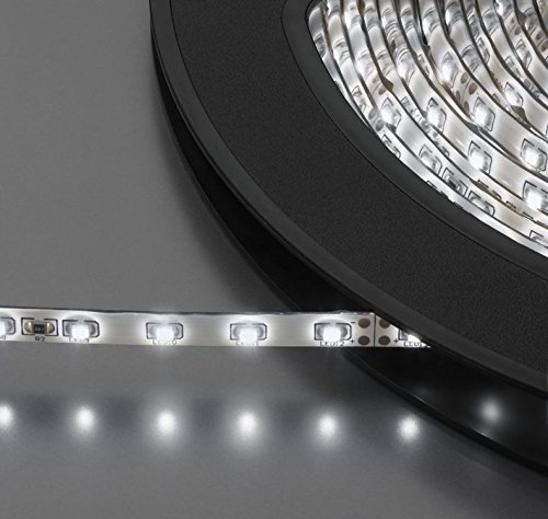 Monacor 38.5670 LEDS-10MP/RGB Flexibles à LEDs, 24 V courant continue Rouge/Vert/Bleu