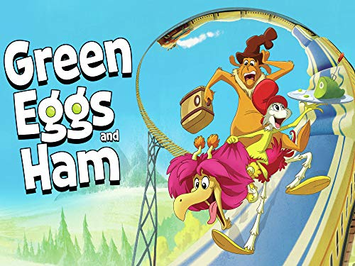 Green Eggs and Ham: The Complete First Season