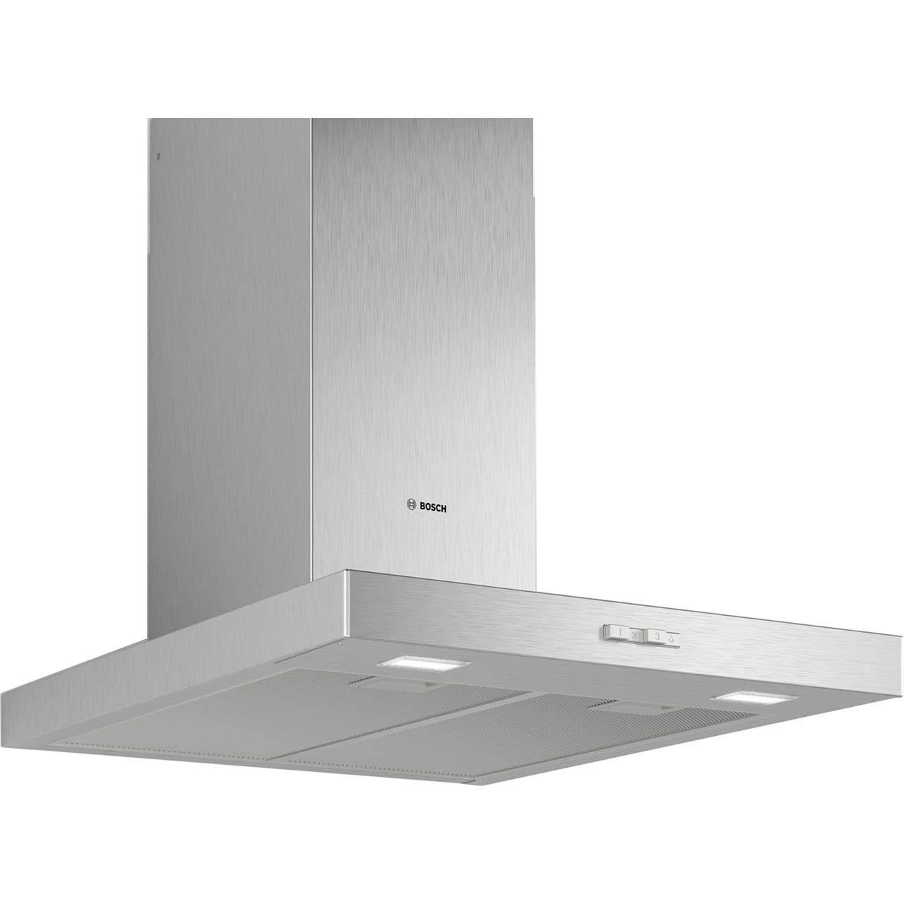 Bosch DWB64BC50B Serie 2 - Campana de cocina plana (60 cm, acero inoxidable): Amazon.es: Hogar