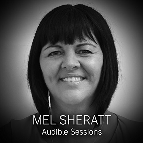 Mel Sherratt audiobook cover art
