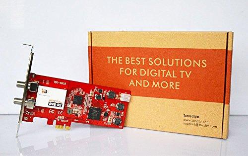 [Echte] TBS 6903Professional DVB-S2Dual Tuner PCI-E Karte/ccm/VCM/ACM 16APSK/32apsk