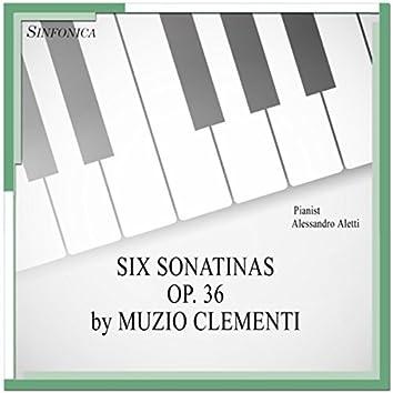 Clementi: Six Sonatinas Op. 36