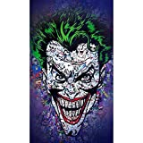 yaofale Sin Marco Joker Joaquin Phoenix Heath Ledger Movie s Wall Art Painting Print On Canvas Poster Pictures Decoración para el hogar 50x65cm