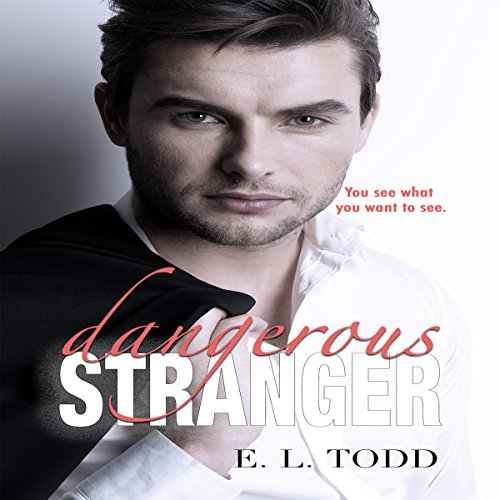Dangerous Stranger audiobook cover art