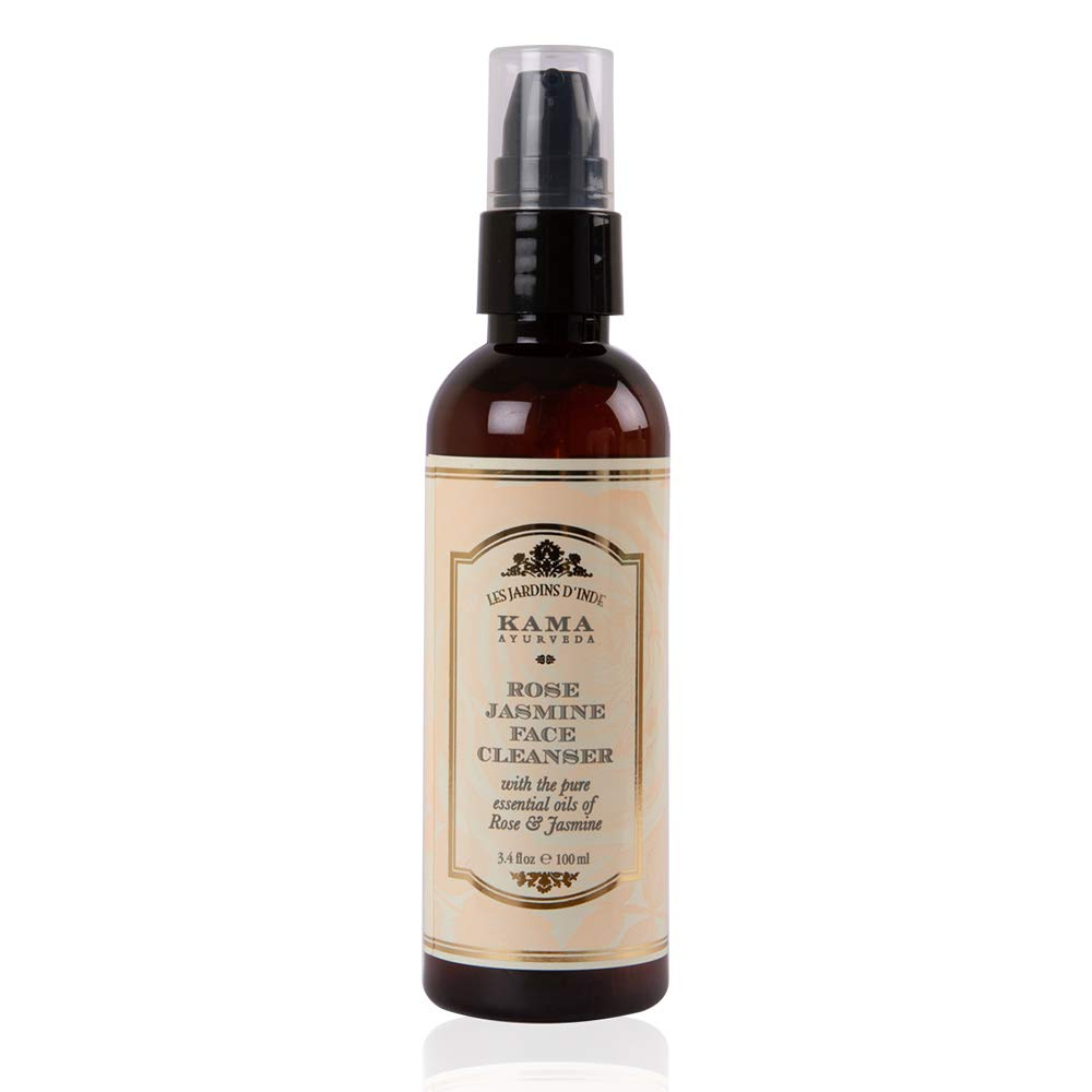 Kama Ayurveda Rose and Jasmine Face Al San Diego Mall sold out. with Essen Pure Cleanser the