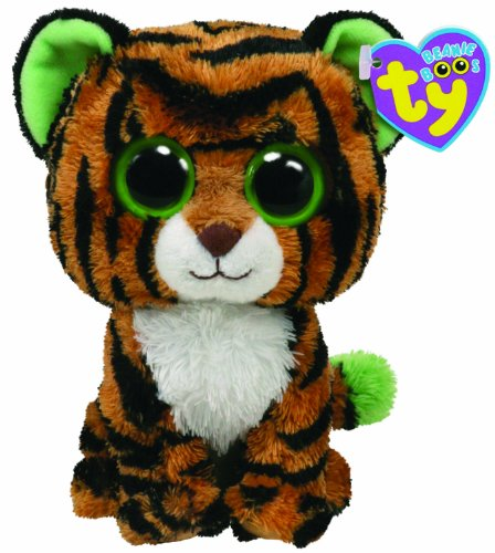 Ty Beanie Boos - Plüsch Tiger Stripes, 15 cm