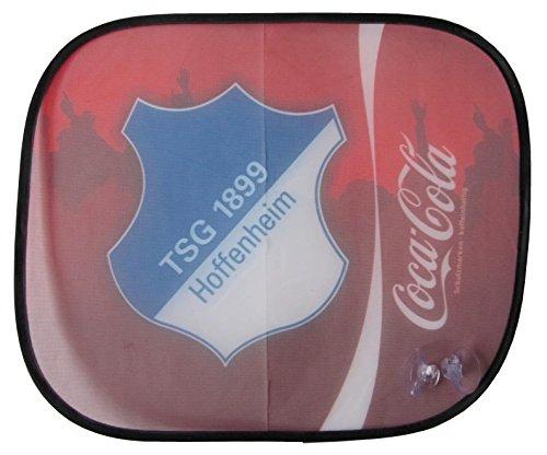Unbekannt Coca Cola - TSG 1899 Hoffenheim - 1x Sonnenblende