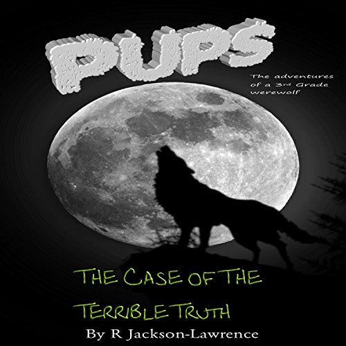 PUPS - The Case of the Terrible Truth audiobook cover art