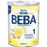 Nestlé BEBA 1 12430393 - Leche para bebés, Leche Inicial, Desde el Nacimiento, Lata, 800 g