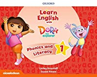Learn English with Dora the Explorer: Level 1: Phonics and Literacy
