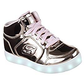 Skechers-Energy-Lights-Entrenadores-para-Nias