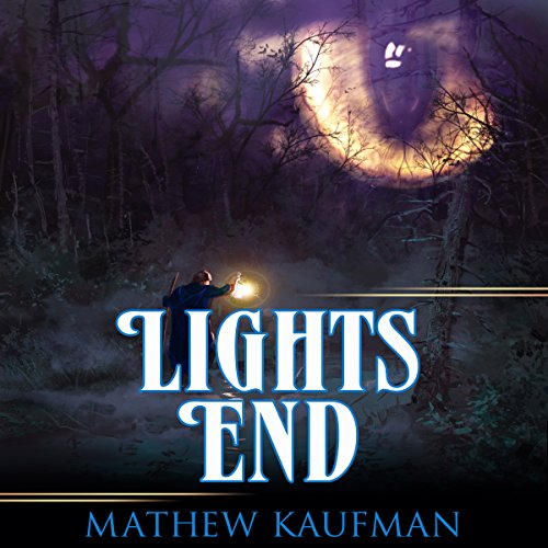 Lights End audiobook cover art