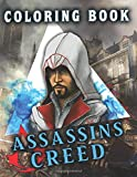Assassins Creed Coloring Book: High-Quality An Adult Coloring Book Assassins Creed! Stress Relieving