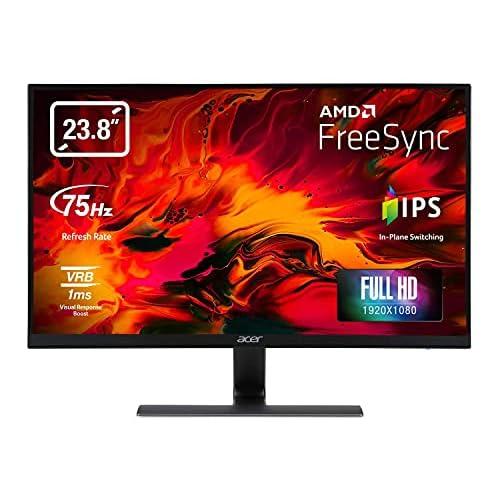Acer Nitro RG240Ybmiix Monitor Gaming FreeSync, 23.8