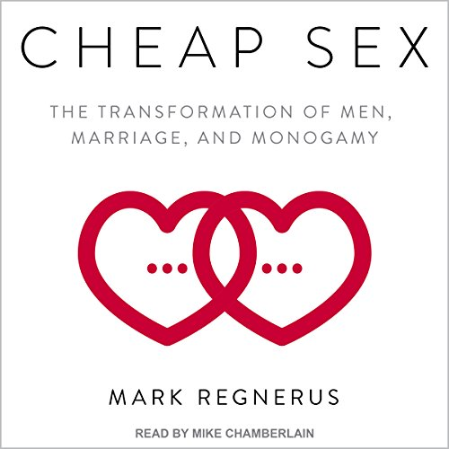 Cheap Sex audiobook cover art