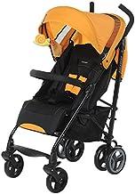 Foppapedretti Hurra - Silla de paseo ligera y compacta, color naranja