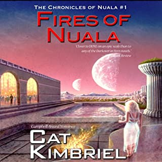 Fires of Nuala                   By:                                                                                                                                 Katherine Eliska Kimbriel                               Narrated by:                                                                                                                                 James Patrick Cronin                      Length: 16 hrs and 48 mins     34 ratings     Overall 3.4