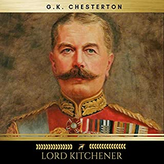 Lord Kitchener audiobook cover art