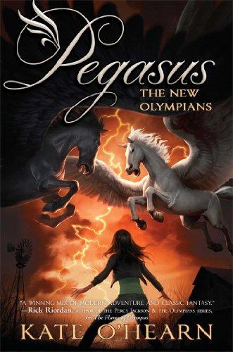 The New Olympians (3) (Pegasus)