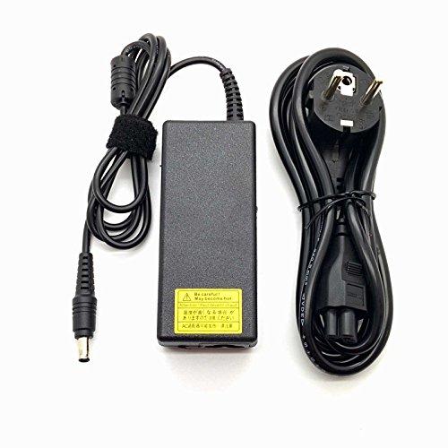 Adaptador Cargador Nuevo y Compatible con portátiles Samsung NP-RC520 NT-R540 VM8000 Series 19v 3,1a con Punta 5.5mm*3.0mm del listado