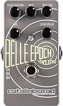 Catalinbread Belle Epoch EP-3 Tape Echo Guitar Effects Pedal review