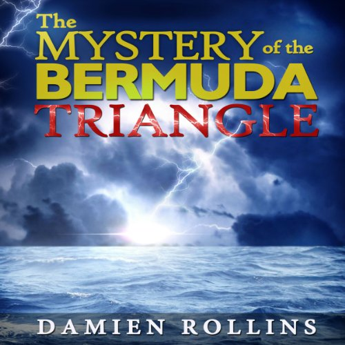 The Mystery of the Bermuda Triangle audiobook cover art
