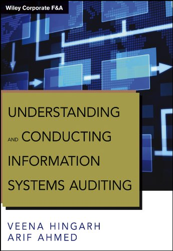 Understanding and Conducting Information Systems Auditing download ebooks PDF Books