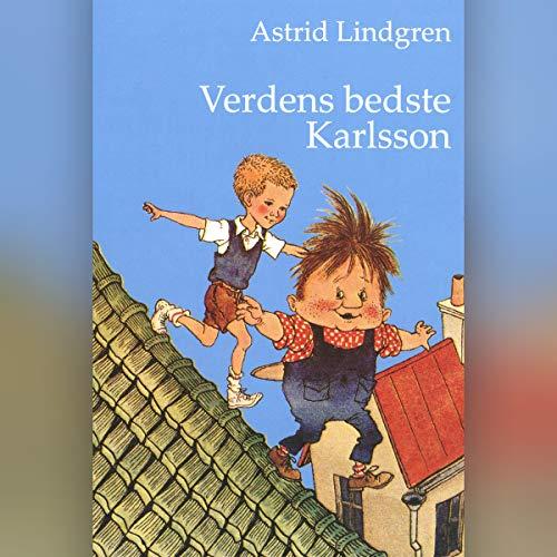Verdens bedste Karlsson audiobook cover art
