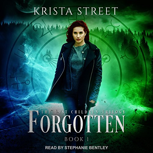 Forgotten     The Lost Children Trilogy, Book 1              De :                                                                                                                                 Krista Street                               Lu par :                                                                                                                                 Stephanie Bentley                      Durée : 8 h et 53 min     Pas de notations     Global 0,0
