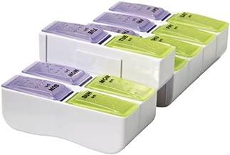 Apex Detach N Go AM/PM Pill Box