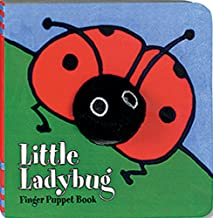 Little Ladybug: Finger Puppet Book: (Finger Puppet Book for Toddlers and Babies, Baby Books for First Year, Animal Finger Puppets) (Little Finger Puppet Board Books)