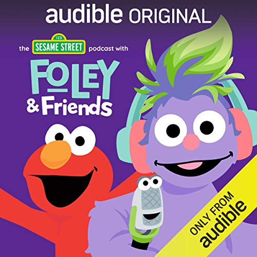 The Sesame Street Podcast with Foley and Friends Podcast with Lindsey Briggs,                                                                                        Tyler Bunch,                                                                                        Ryan Dillon,                                                                                        a full cast cover art