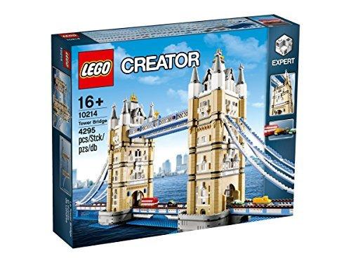 Lego Tower Bridge 10214 by