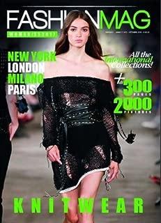 Fashion Mag woman knitwear NY/London/Milano - S/S 2017