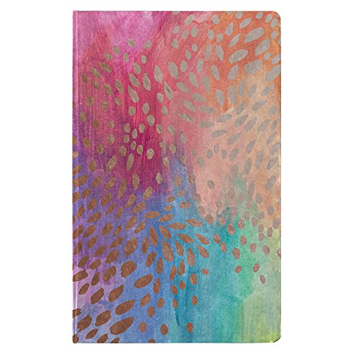 Erin Condren Designer Hardbound Life Planner 5x8 - Undated Calendar & Weekly Planner, Organizer and Agenda with Blank, Customizable Dates, Horizontal Layout