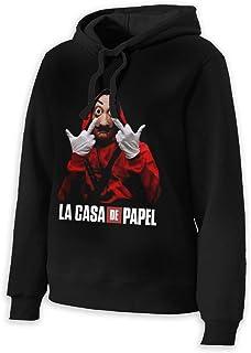 Netflix La Casa De Papel Warped Mask Sweatshirt
