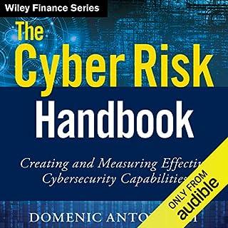 The Cyber Risk Handbook audiobook cover art