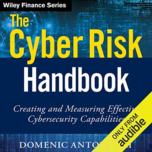 The Cyber Risk Handbook audiobook cover art