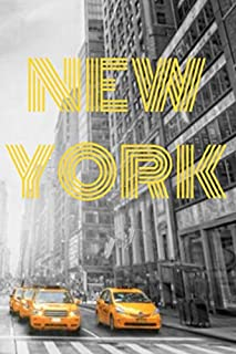 New York: Lined Notebook
