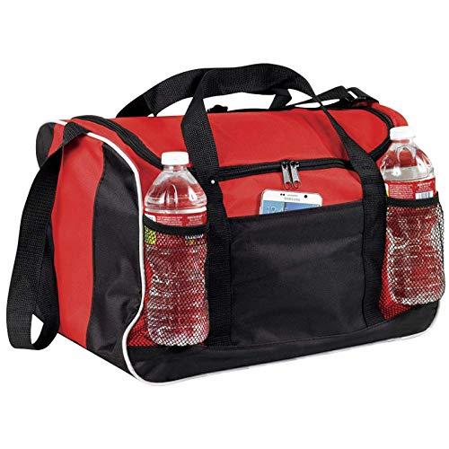 "Duffle Bag, 17"" BuyAgain Small Travel Carry On Sport Duffel Gym Bag."