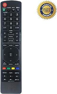 MYHGRC Nuevo Mando a Distancia de Repuesto para LG AKB72915207 Ajuste para LG TV: no se Requiere configuración del televisor Control Remoto Universal