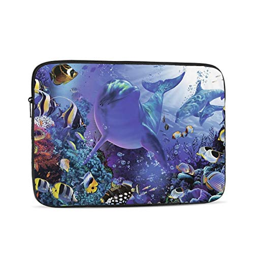 Underwater Laptop Case Sleeve Notebook Computer Bag for Men,Women 17 Inch