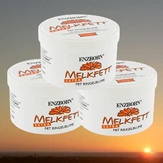 3er Pack Enzborn Melkfett EXTRA mit Ringelblume je 250 ml 3 x 250ml