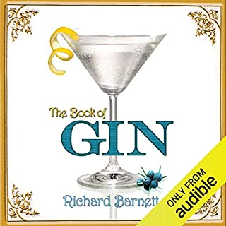 The Book of Gin audiobook cover art